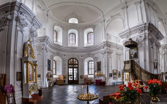 Cathedral of the Nativity of the Virgin in Kozelets, Chernihiv region, Ukraine, photo 9