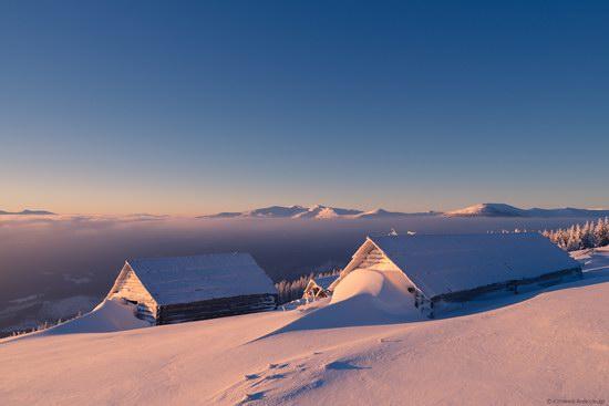 Winter fairytale of the Ukrainian Carpathians, photo 18
