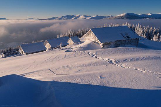 Winter fairytale of the Ukrainian Carpathians, photo 23