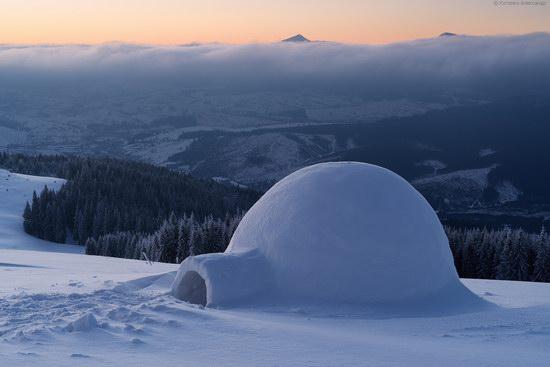 Winter fairytale of the Ukrainian Carpathians, photo 25