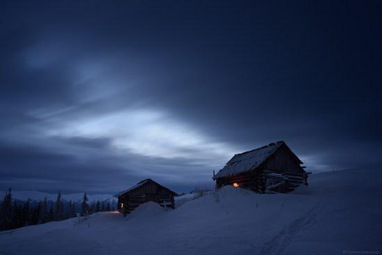 Winter fairytale of the Ukrainian Carpathians, photo 9