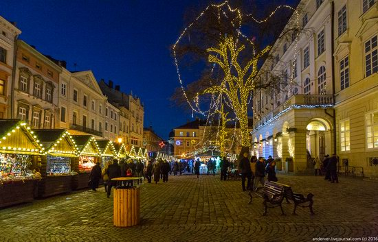Christmas Fair 2016 in Lviv, Ukraine, photo 14