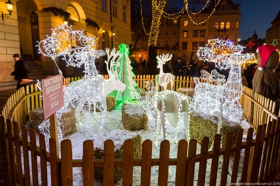 Christmas Fair 2016 in Lviv, Ukraine, photo 2