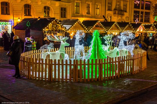 Christmas Fair 2016 in Lviv, Ukraine, photo 3