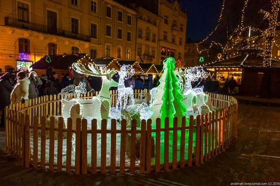 Christmas Fair 2016 in Lviv, Ukraine, photo 4