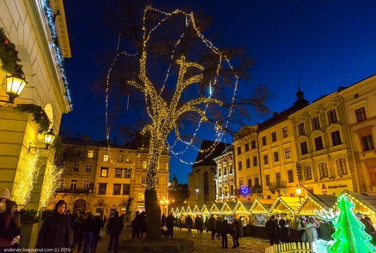 Christmas Fair 2016 in Lviv, Ukraine, photo 5