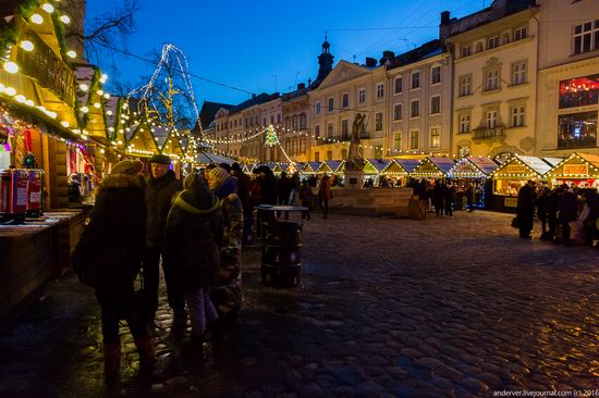 Christmas Fair 2016 in Lviv, Ukraine, photo 6