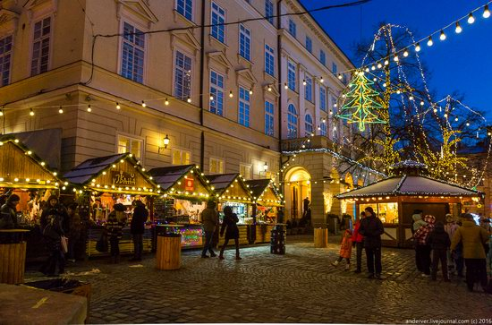 Christmas Fair 2016 in Lviv, Ukraine, photo 9