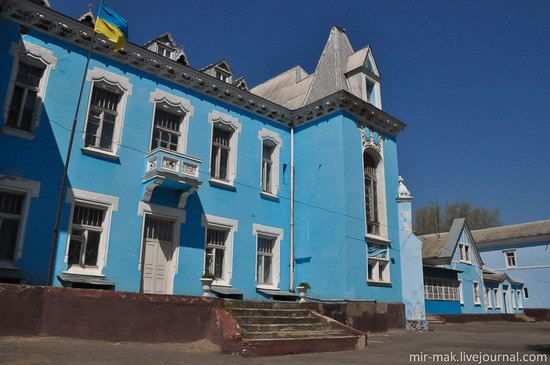 Kuris mansion, Isaevo, Odessa region, Ukraine, photo 11