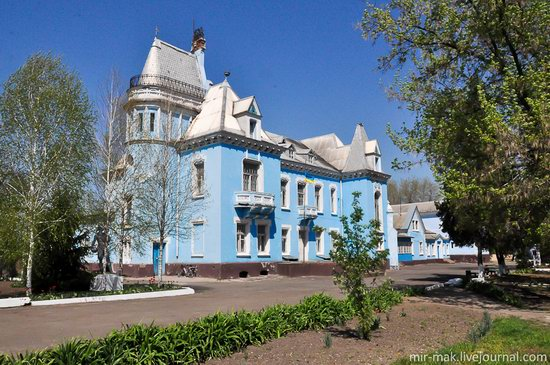 Kuris mansion, Isaevo, Odessa region, Ukraine, photo 20