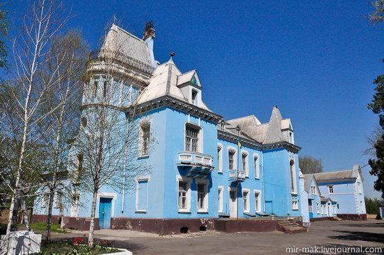 Kuris mansion, Isaevo, Odessa region, Ukraine, photo 3