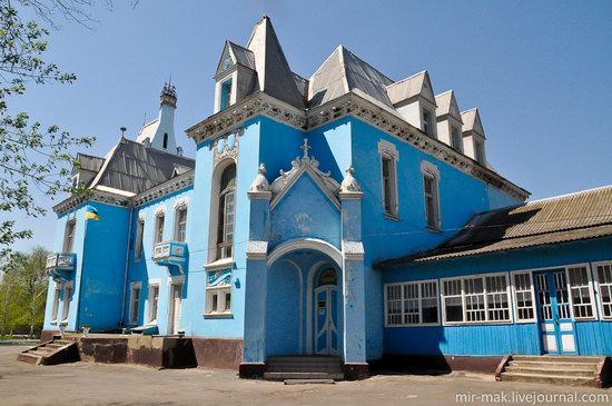 Kuris mansion, Isaevo, Odessa region, Ukraine, photo 9
