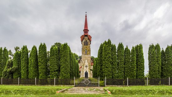St. Anthony Catholic Church, Losyach, Ternopil region, Ukraine, photo 1
