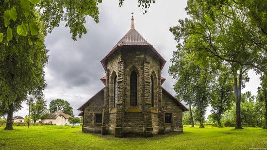 St. Anthony Catholic Church, Losyach, Ternopil region, Ukraine, photo 10