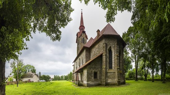 St. Anthony Catholic Church, Losyach, Ternopil region, Ukraine, photo 11