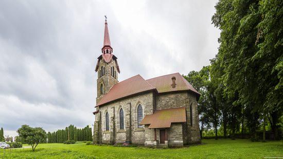 St. Anthony Catholic Church, Losyach, Ternopil region, Ukraine, photo 12