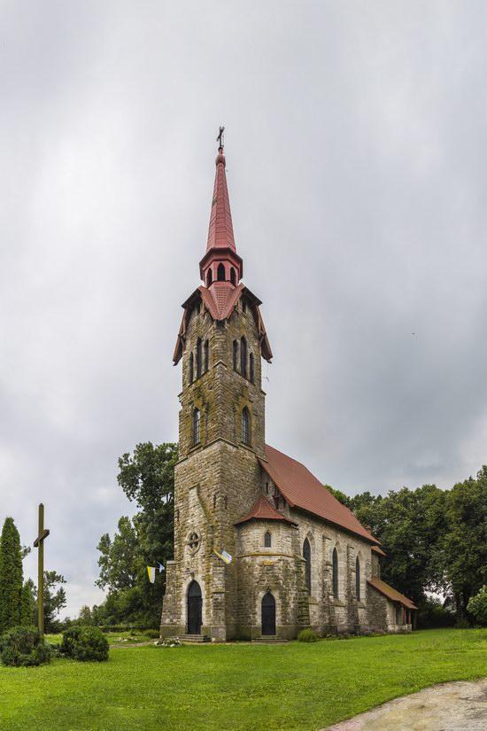 St. Anthony Catholic Church, Losyach, Ternopil region, Ukraine, photo 14