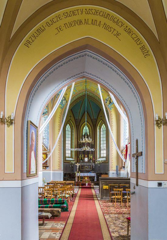 St. Anthony Catholic Church, Losyach, Ternopil region, Ukraine, photo 15