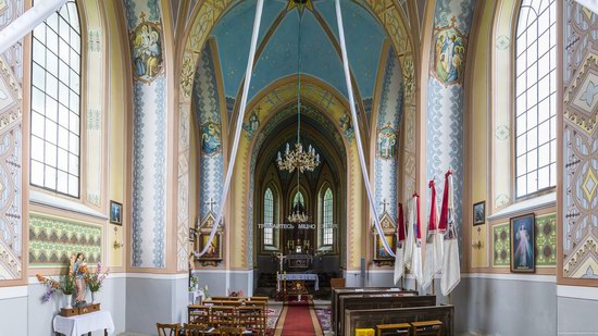 St. Anthony Catholic Church, Losyach, Ternopil region, Ukraine, photo 16