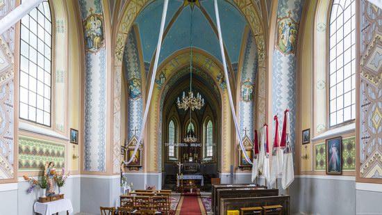 St. Anthony Catholic Church, Losyach, Ternopil region, Ukraine, photo 16