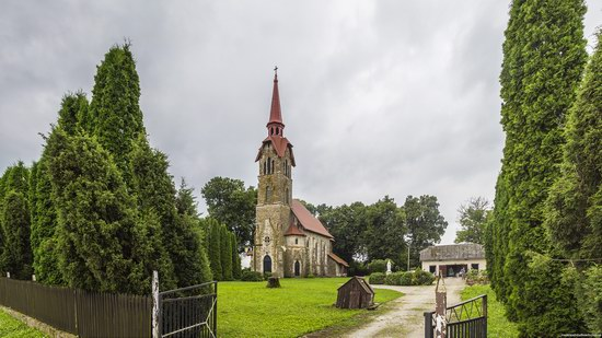 St. Anthony Catholic Church, Losyach, Ternopil region, Ukraine, photo 17
