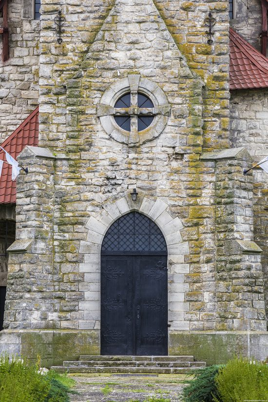 St. Anthony Catholic Church, Losyach, Ternopil region, Ukraine, photo 3