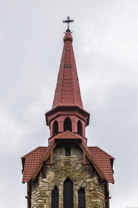 St. Anthony Catholic Church, Losyach, Ternopil region, Ukraine, photo 5