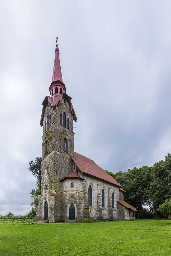 St. Anthony Catholic Church, Losyach, Ternopil region, Ukraine, photo 6