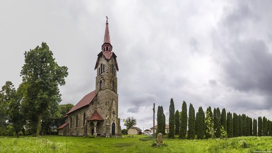 St. Anthony Catholic Church, Losyach, Ternopil region, Ukraine, photo 7