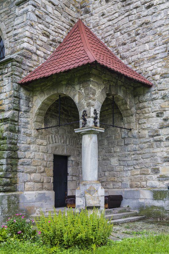 St. Anthony Catholic Church, Losyach, Ternopil region, Ukraine, photo 8