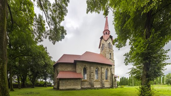 St. Anthony Catholic Church, Losyach, Ternopil region, Ukraine, photo 9