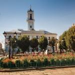 Let's take a walk through the streets of Chernivtsi