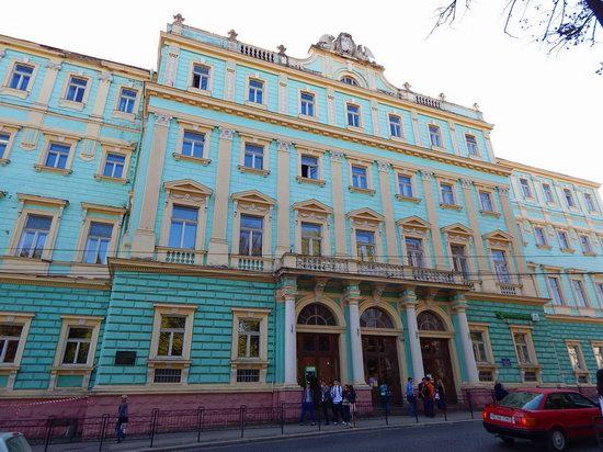 Chernivtsi city streets, Ukraine, photo 17