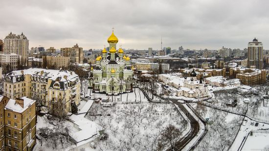Pokrovsky Convent, Kyiv, Ukraine, photo 1