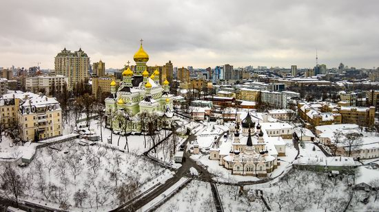Pokrovsky Convent, Kyiv, Ukraine, photo 4