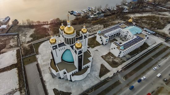 Patriarchal Cathedral of the Resurrection of Christ in Kyiv, Ukraine, photo 1