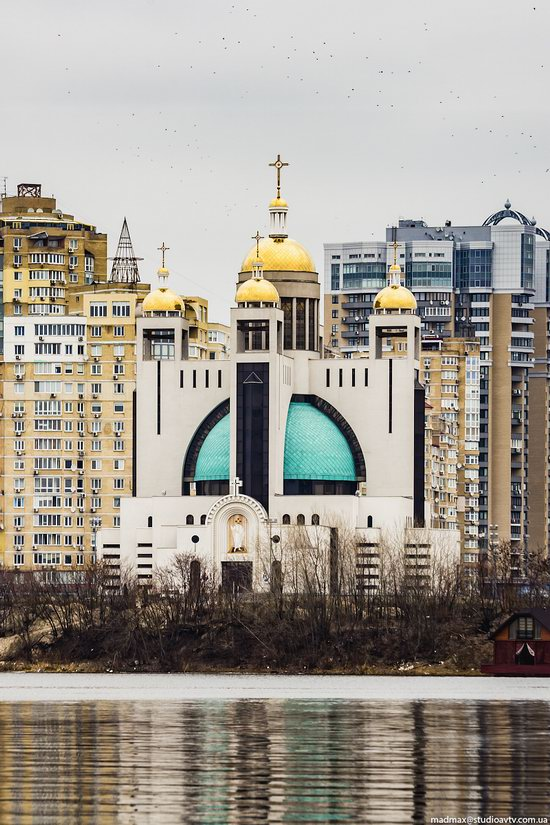 Patriarchal Cathedral of the Resurrection of Christ in Kyiv, Ukraine, photo 11