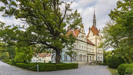 Counts Schonborn Palace, Zakarpattia region, Ukraine, photo 1
