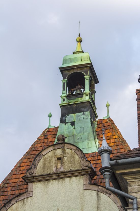 Counts Schonborn Palace, Zakarpattia region, Ukraine, photo 11