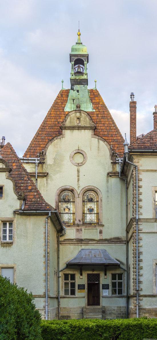 Counts Schonborn Palace, Zakarpattia region, Ukraine, photo 12