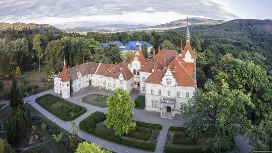 Counts Schonborn Palace, Zakarpattia region, Ukraine, photo 14