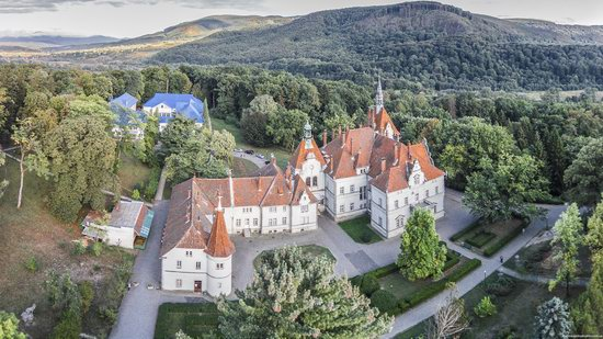 Counts Schonborn Palace, Zakarpattia region, Ukraine, photo 15