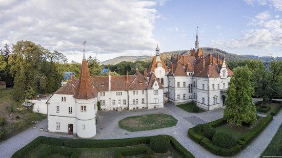 Counts Schonborn Palace, Zakarpattia region, Ukraine, photo 18