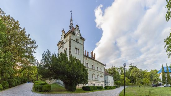 Counts Schonborn Palace, Zakarpattia region, Ukraine, photo 2