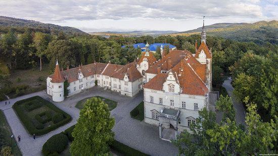 Counts Schonborn Palace, Zakarpattia region, Ukraine, photo 20