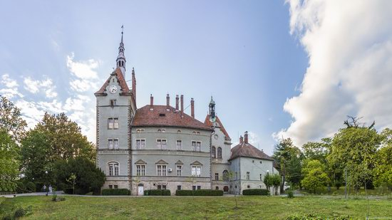 Counts Schonborn Palace, Zakarpattia region, Ukraine, photo 3