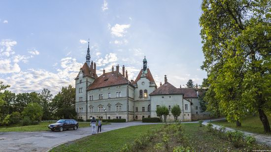 Counts Schonborn Palace, Zakarpattia region, Ukraine, photo 4