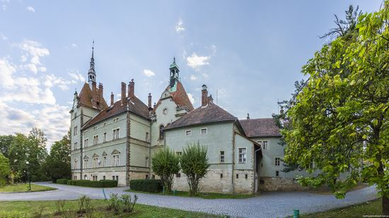 Counts Schonborn Palace, Zakarpattia region, Ukraine, photo 5