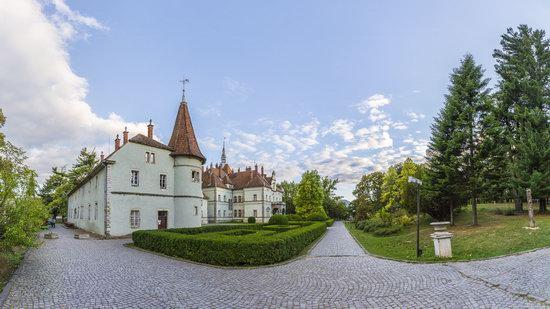 Counts Schonborn Palace, Zakarpattia region, Ukraine, photo 6