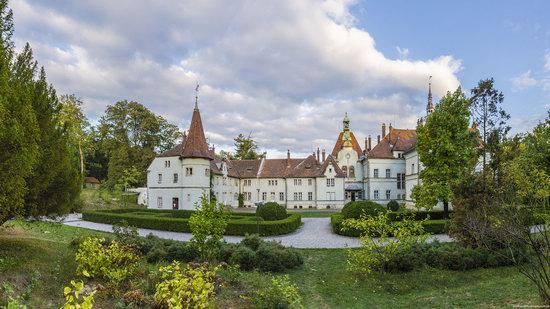 Counts Schonborn Palace, Zakarpattia region, Ukraine, photo 7